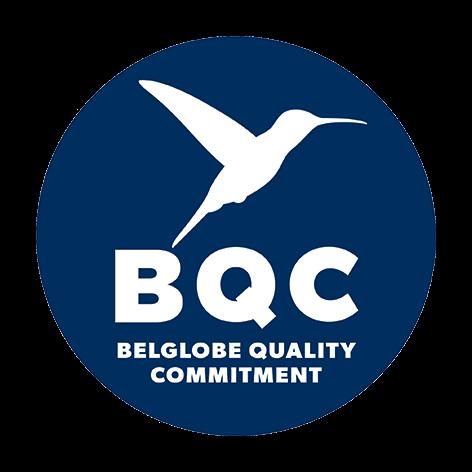 Belglobe Quality Commitment